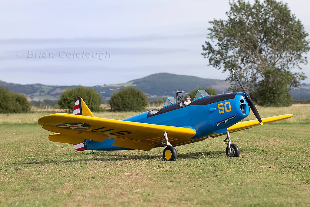 Fairchild PT-19 - Parts Set by Hostetler