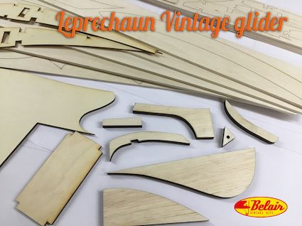 Leprechaun Glider OT Parts Set