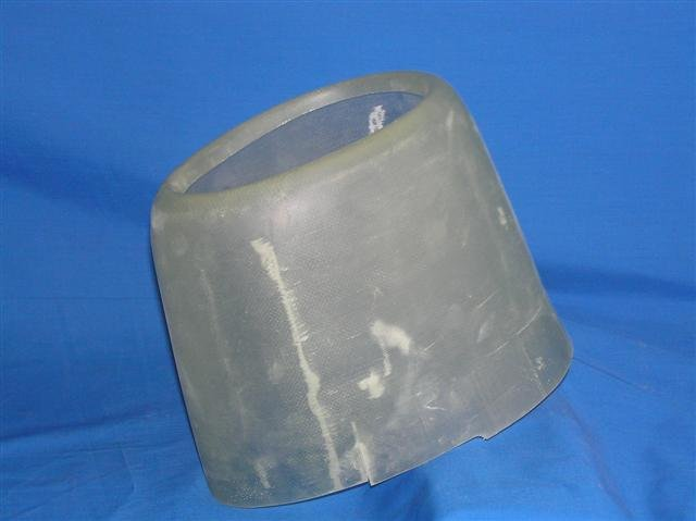 Cowl & Canopy for P-47 Thunderbolt 70