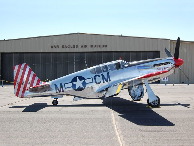 North American P-51B/C Mustang by Bates