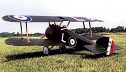 MAN Sopwith Camel - Parts Set