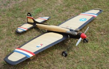 Icarus CL Stunter by Coasby - Parts Set