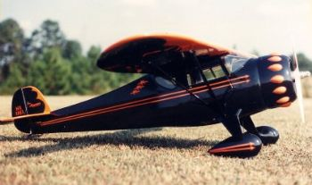 Monocoupe 110 Special (Clipwing) at 1/4 scale - - Parts Set