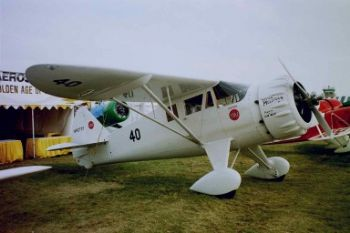 Howard DGA-6 (Mr. Mulligan)