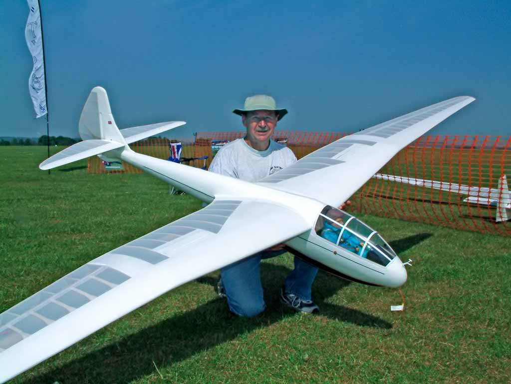 Slingsby Petrel 1:3.5 Parts Kit
