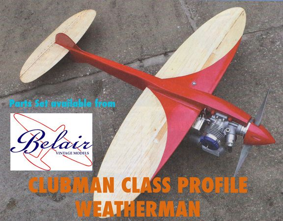 Weatherman Clubman Profile